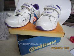 новые кроссовки ANTILOPA