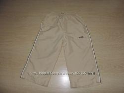 Спортивные штаны светлые george р-р 1, 5-2 года