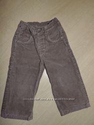БУ Чиносы, штаны, спорт. штаны, джинсы 12-24 мес. 1-2 года.