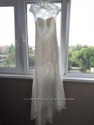 Новое самое стильное и красивое свадебное платье
