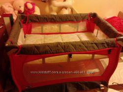 Кроватка-манеж Chicco 4 в 1. Оригинал