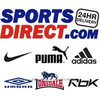 SportsDirect под 0, доставка 5-10 дней, выкуп в евро