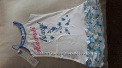 новый сарафан платье chicco 86р