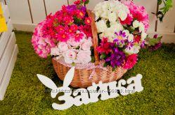 Праздничное оформление - декорации, буквы из пенопласта