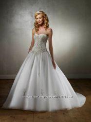 Свадебное платье американского дизайнера Mori Lee 2134