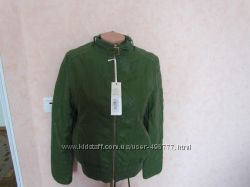 Куртки De NIRO Италия оригинал PU кожа на меховой подкладке цена снижена