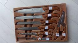 Столовые ножи разные