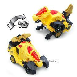 VTech Трансформеры Динозавры-Машинки, супер игрушки. Наличие