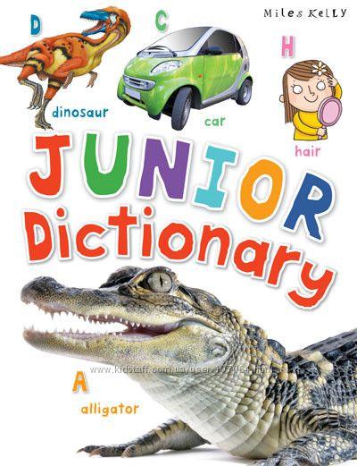 Детский словарь и энциклопедия на английском