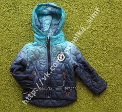 Демисезонные куртки и жилеты для мальчиков