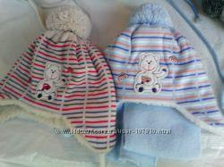 Детские шапки для мальчиков осень зима