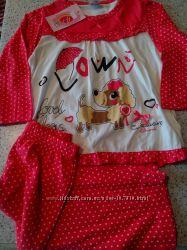 Детские пижамы недорого для девочки  Венгрия, Украина, Турция