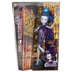 Monster High Boo York, Boo York Gala Ghoulfriends Elle Eedee Doll Элль Иди