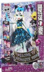 Фрэнки Штейн Фотокабина  Monster High Dance The Fright Away Frankie Stein