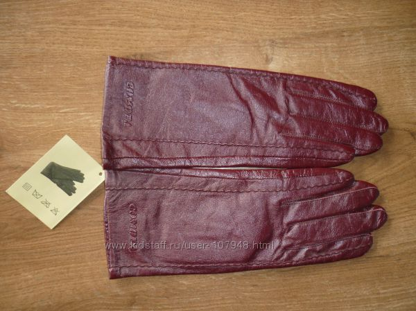 Продам кожаные перчатки размер М дешево