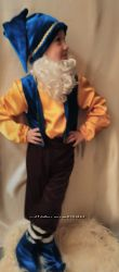 Новогодний костюм Гном Прокат