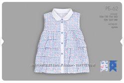 летние блузки, размеры от 104 до 140