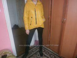 Куртка парка весна-осень