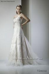 Продам шикарное свадебное платье Ванесса от Татьяны Григ