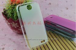 Чехол силиконовый HTC Desire 310