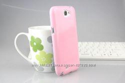 Чехол силиконовый Samsung Galaxy Note 2 N7100