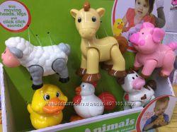 Игровой набор - Домашние животные Kiddieland