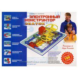 Конструктор - ЗНАТОК 180 схем