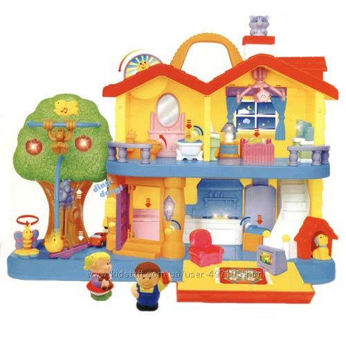 Игровой набор - Загородный дом