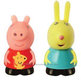 Набор игрушек-брызгунчиков Peppa - ПЕППА И РЕБЕККА