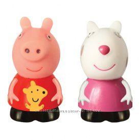 Набор игрушек-брызгунчиков Peppa - ПЕППА И СЮЗИ