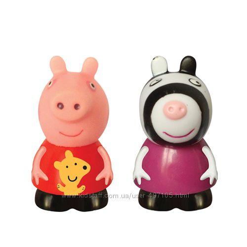 Набор игрушек-брызгунчиков Peppa - ПЕППА И ЗОЯ