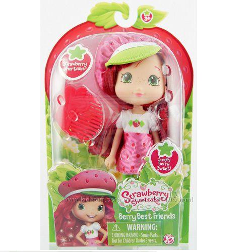 Кукла ШАРЛОТТА ЗЕМЛЯНИЧКА серии Модные прически - ЗЕМЛЯНИЧКА (15 см, с ароматом)