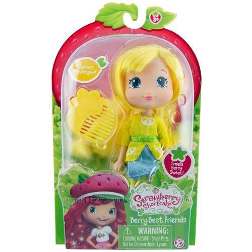 Кукла ШАРЛОТТА ЗЕМЛЯНИЧКА серии Модные прически - ЛИМОНА (15 см, с ароматом)