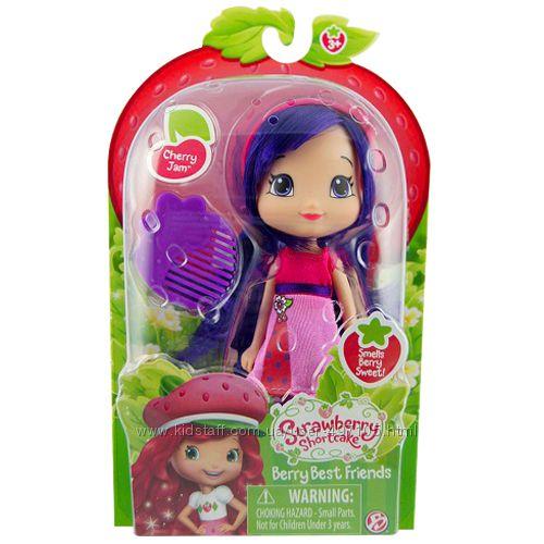 Кукла ШАРЛОТТА ЗЕМЛЯНИЧКА серии Модные прически - ВИШЕНКА (15 см, с ароматом)