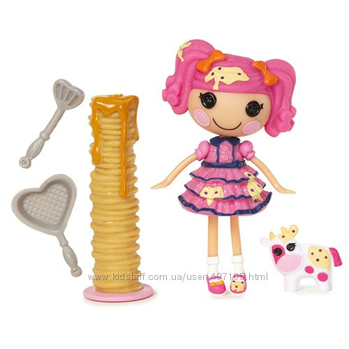 150 грн Кукла MINILALALOOPSY серии Мультяшки - ЯГОДКА (с аксессуарами)
