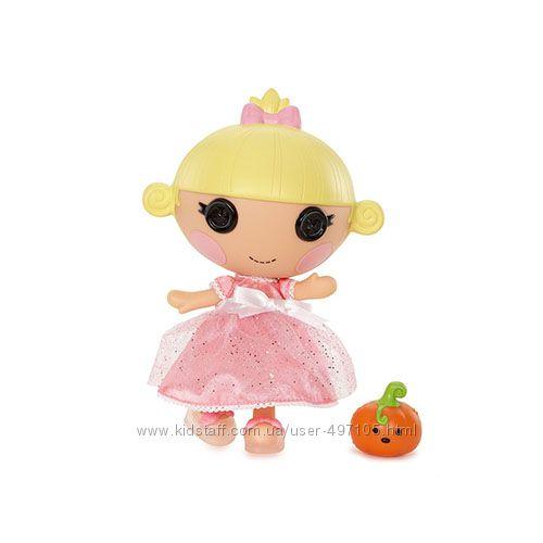 530 грн Кукла МАЛЫШКА LALALOOPSY - ЗОЛУШКА (с аксессуарами)