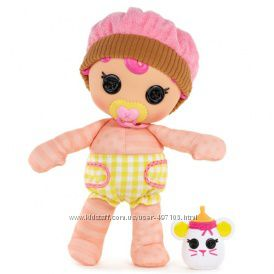 255 грн Кукла LALALOOPSY серии Бэйбиз - ПЕЧЕНЮШКА-СЛАДКОЕЖКА