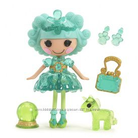 195 грн Кукла MINILALALOOPSY серии Принцессы-самоцветы - ИЗУМРУД (с аксессуарами)