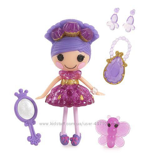195 грн Кукла MINILALALOOPSY серии Принцессы-самоцветы - АМЕТИСТ (с аксессуарами)