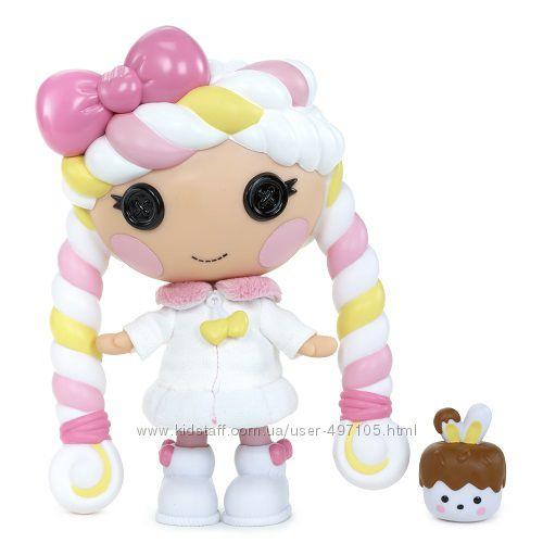 530 грн Кукла МАЛЫШКА LALALOOPSY серии Сладкоежки - ПАСТИЛА (с аксессуарами)