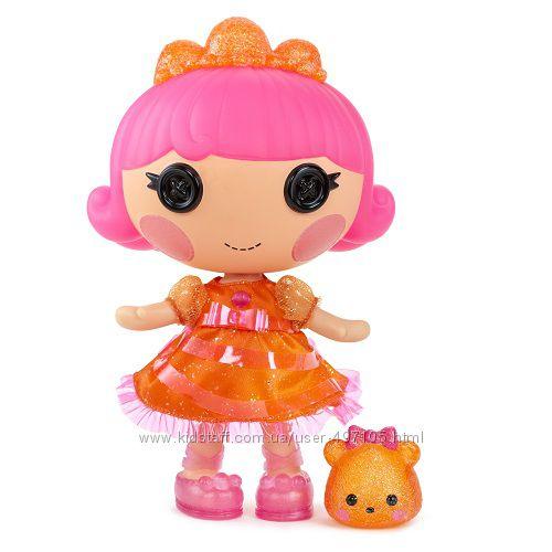 530 грн Кукла МАЛЫШКА LALALOOPSY серии Сладкоежки - БОНБОН (с аксессуарами)