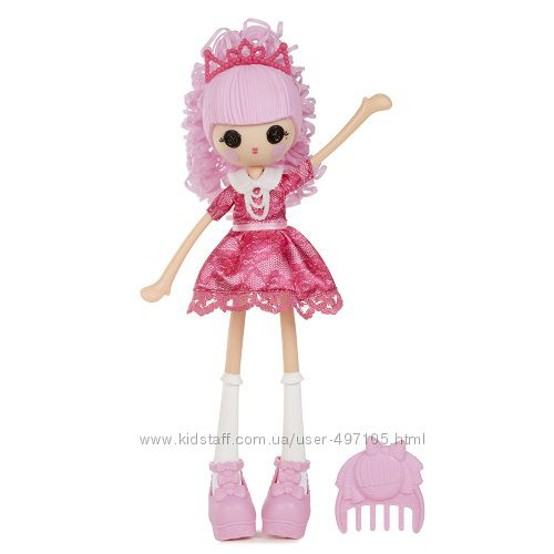 450 грн Кукла LALALOOPSY GIRLS - ПРИНЦЕССА БЛЕСТИНКА (с аксессуарами)