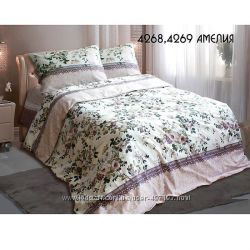 Ткань постельна 100 хлопок Бязь, Білоруська