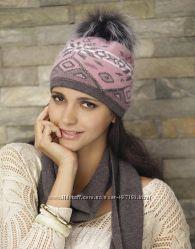 Зимние шапочки фирмы  Yuan Meng