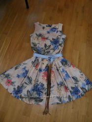 Новое яркое летнее платье