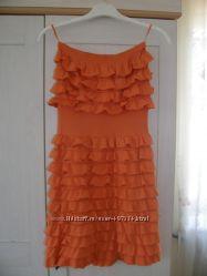 Яркое платье для яркого лета