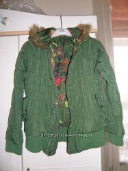 Двухсторонняя куртка Desigual