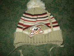 шапочки на 1-2года