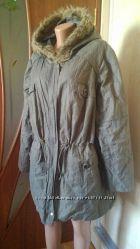 демисезонная куртка, Размер 22