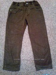 Фирменные вельветовые штаны. Состояние новых